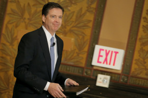Here Are Five Stories Overshadowed By Comey's Firing