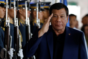 Philippine President Duterte Tells Soldiers They Can Rape Women