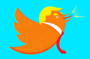 Nearly Half Of Trump's Twitter Followers Seem To Be Phony