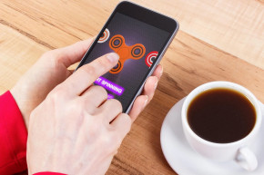 App Store's Top Free App Right Now? A Fidget Spinner, Of Course