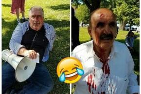 Erdogan Fans In Turkey Approved Of DC Brawl