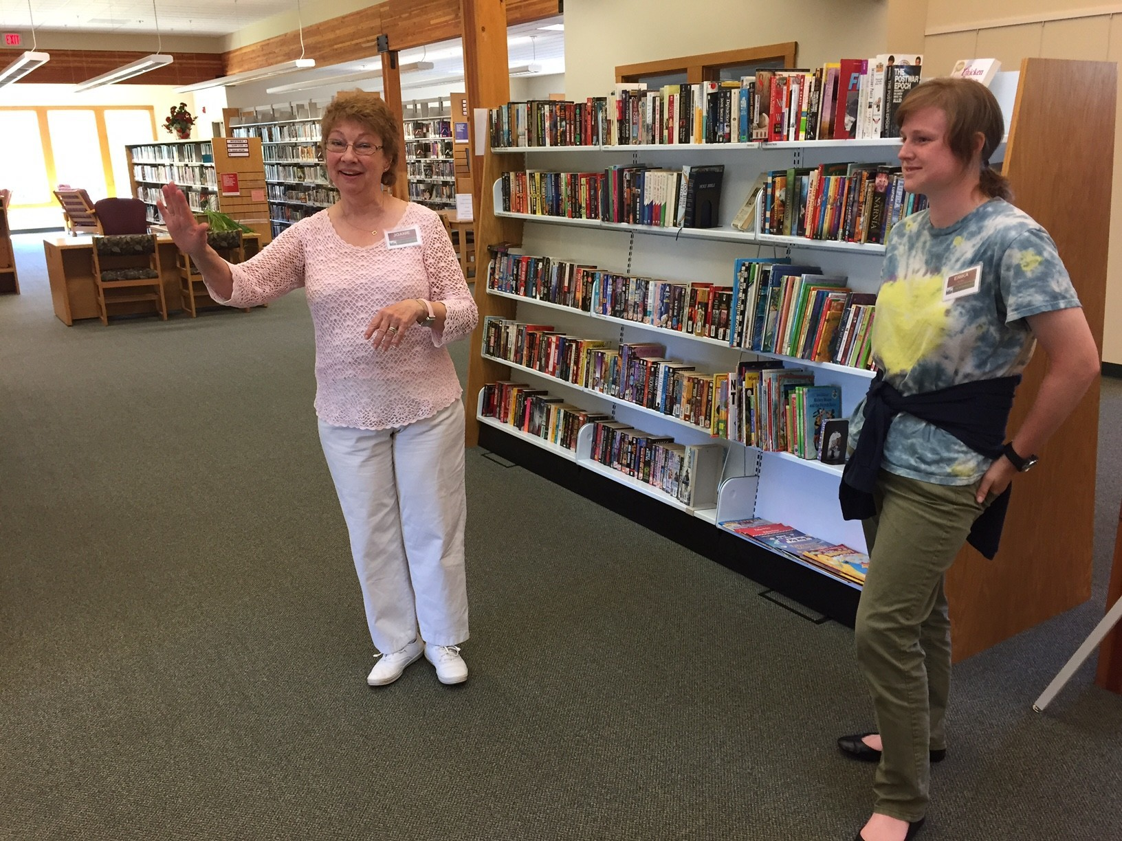 Douglas Couny Oregon Library 4