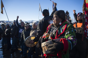 Standing Rock Looks To Renewable Energy As Pipeline Fight Continues