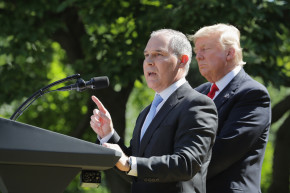 The Legal Battle Lines Are Being Drawn Against Trump's EPA