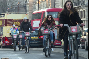 London May Be Emission-Free By 2050