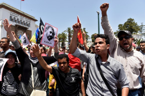 Morocco Witnesses Its Biggest Protests In Years