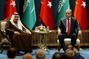 Turkey Takes Qatar's Side In Regional Rift