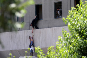 ISIS Claims Twin Attacks In Tehran That Killed 17