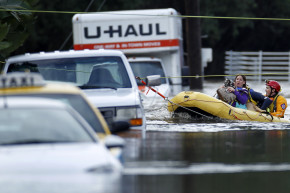 These U.S. Cities Could Soon See Frequent Flooding As Seas Rise