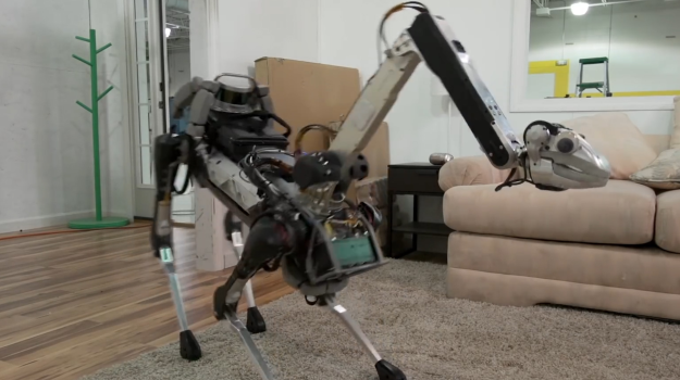 Japanese company is buying Boston Dynamics