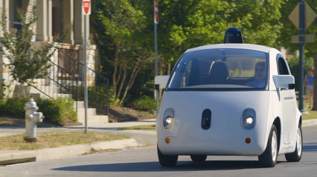 Google's Little Koala Car Is Dead