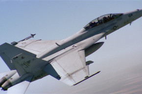 The Navy's Super Hornet Is Getting A Major Upgrade
