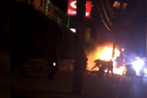 New Jersey Cops Allegedly Beat Innocent Man On Fire