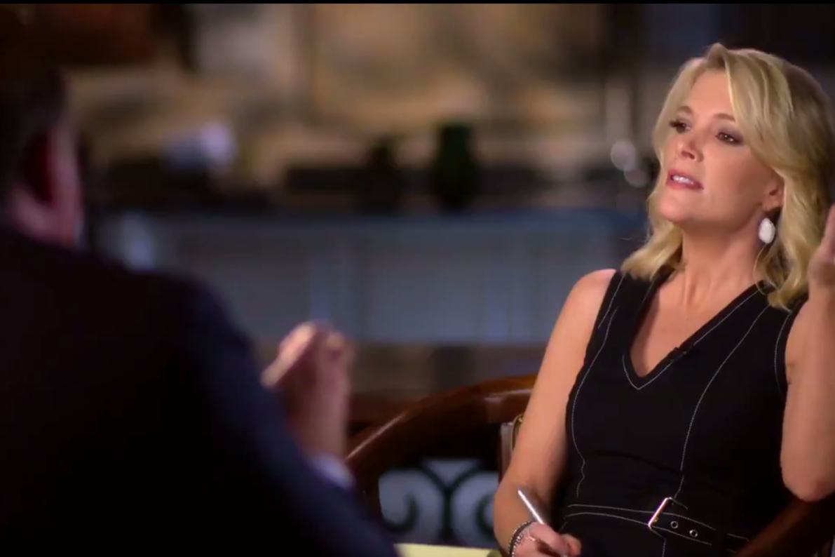 Megyn Kelly defends planned interview of Sandy Hook shootings denier