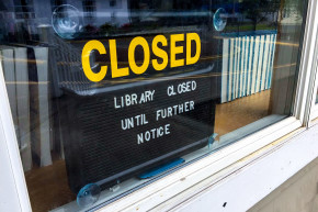 In Oregon, A Struggling County Just Shut Down Its Last Public Library