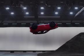 Jaguar's New SUV Barrel Rolls Into The Record Books