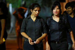 MeetNew Delhi's Tough Female Bouncer