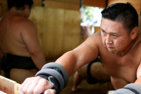 This Mongolian Sumo Master Is Shaking Up Traditions