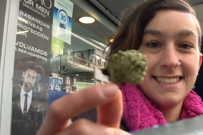 These People Were The First To Buy Legal Weed In Uruguay