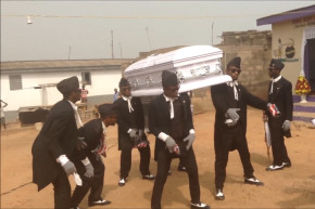 These Performers Get Hired To Dance At Funerals In Ghana