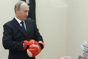 Thousands Of Boxers In Russia Set A New World Record