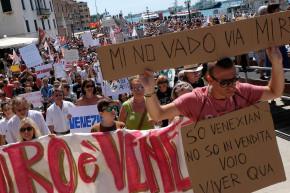 European Cities Rebel Against Tourism