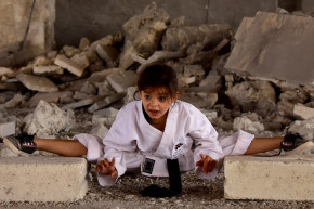 Meet Syria's New Karate Kid