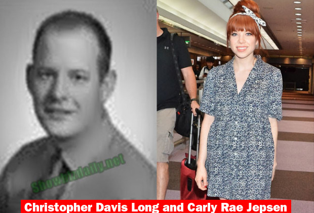 Christopher Davis Long and Carly Rae Jepsen