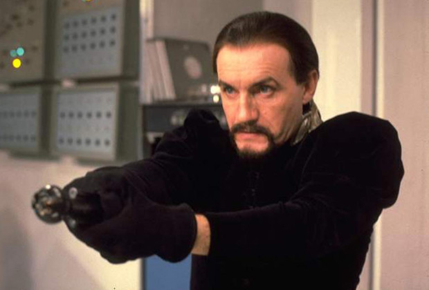 Dr Who Companions Anthony Ainley