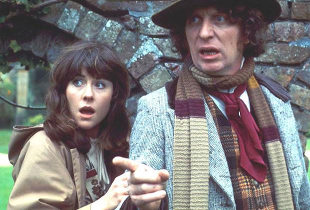 Dr Who Companions Elisabeth Sladen