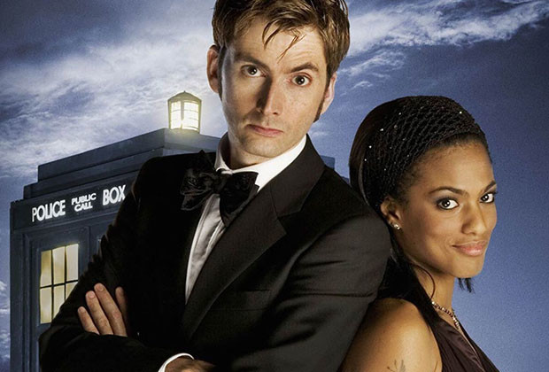Dr Who Companions Freema Agyeman
