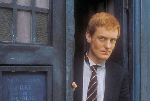 Dr Who Companions Mark Strickson