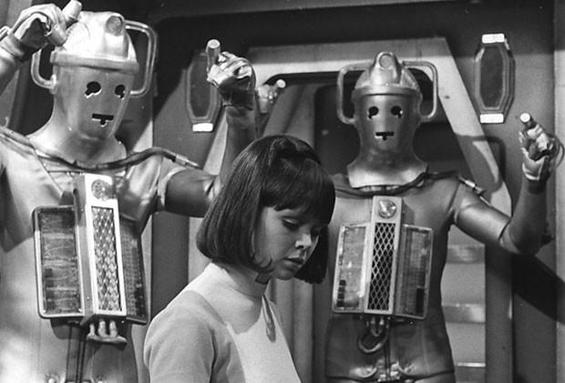 Dr Who Companions Wendy Padbury