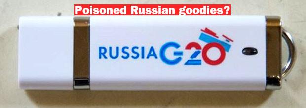 Russia USB Drive