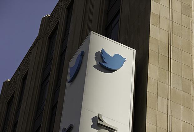 The Twitter headquarters on Market Street in San Francisco, Calif., Wednesday, October 9, 2013.   Jason Henry / Corbis