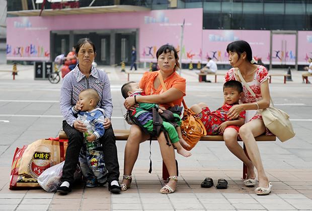 China, women in China, one child policy