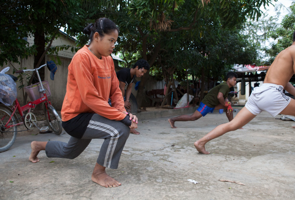 Cambodia Fighting 02
