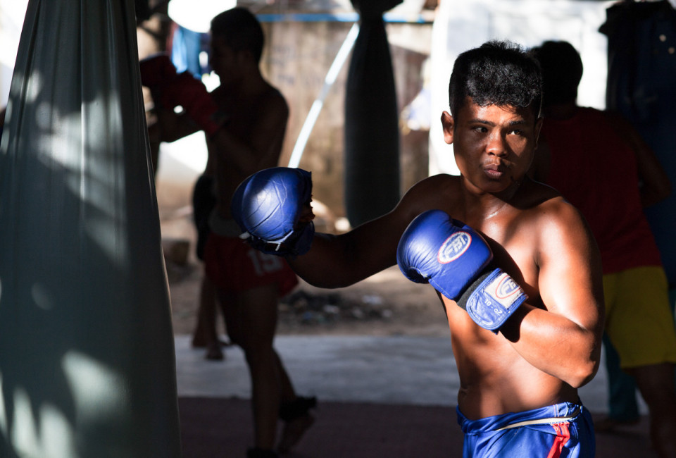Cambodia Fighting 06