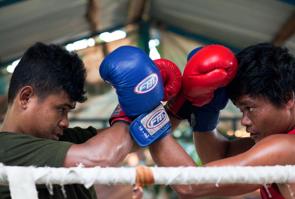 Cambodia Fighting 07