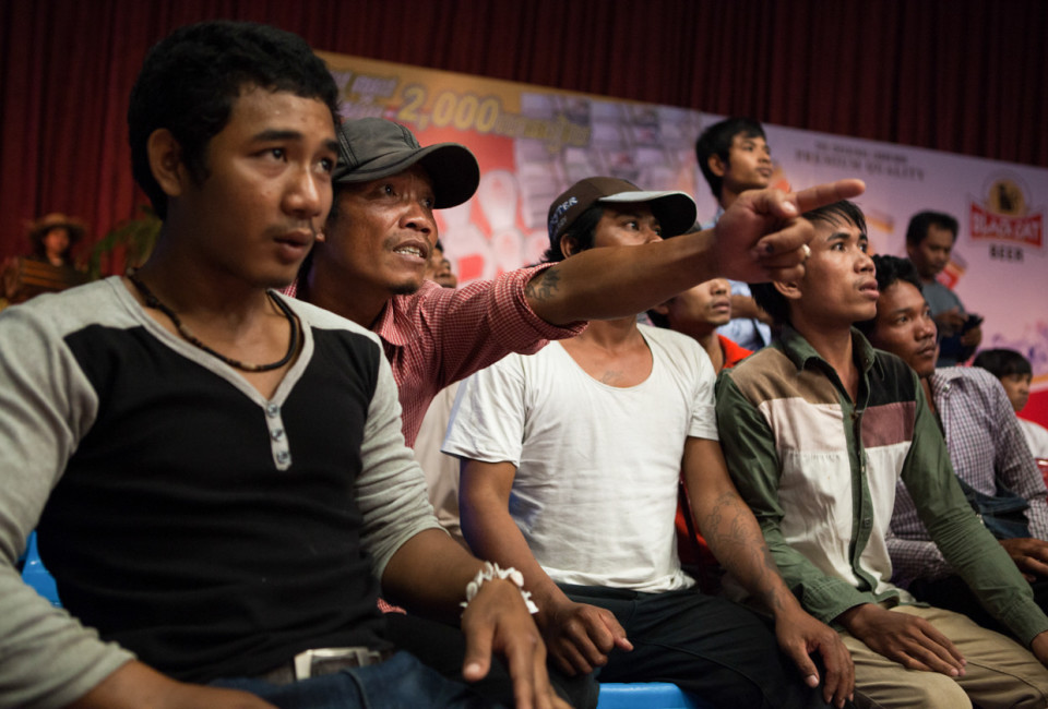 Cambodia Fighting 10