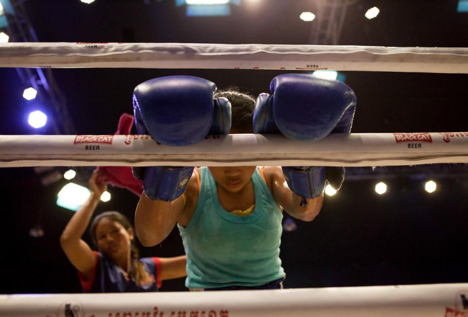 Cambodia Fighting 13