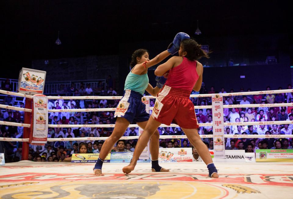 Cambodia Fighting 14