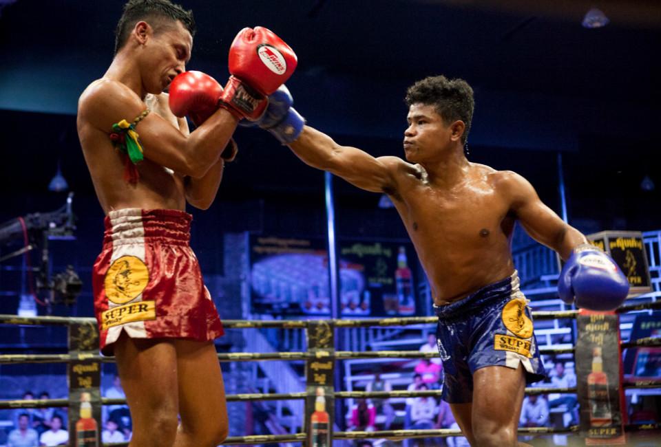Cambodia Fighting 21