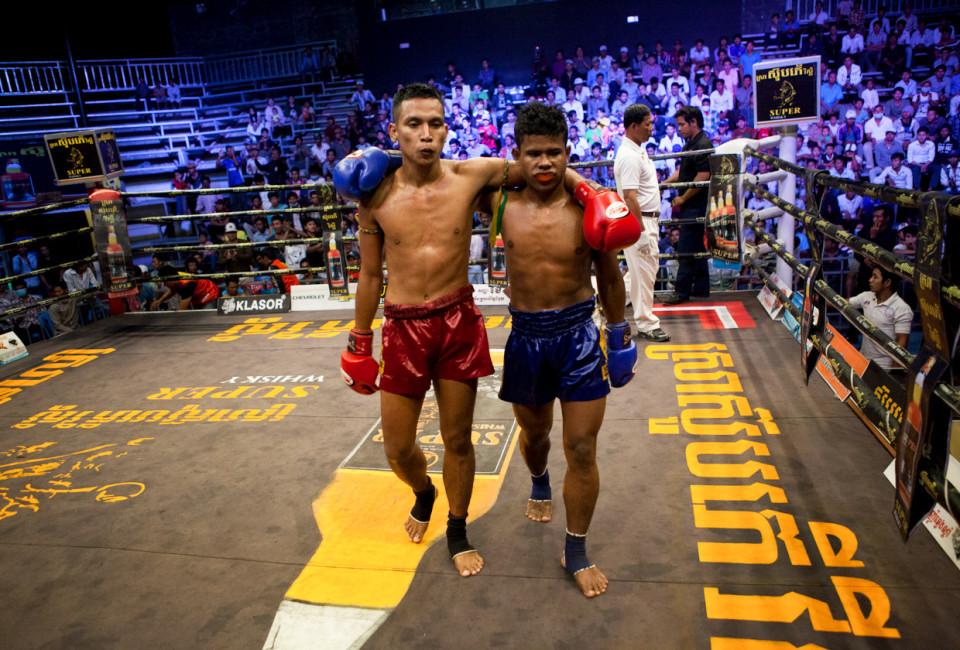 Cambodia Fighting 25