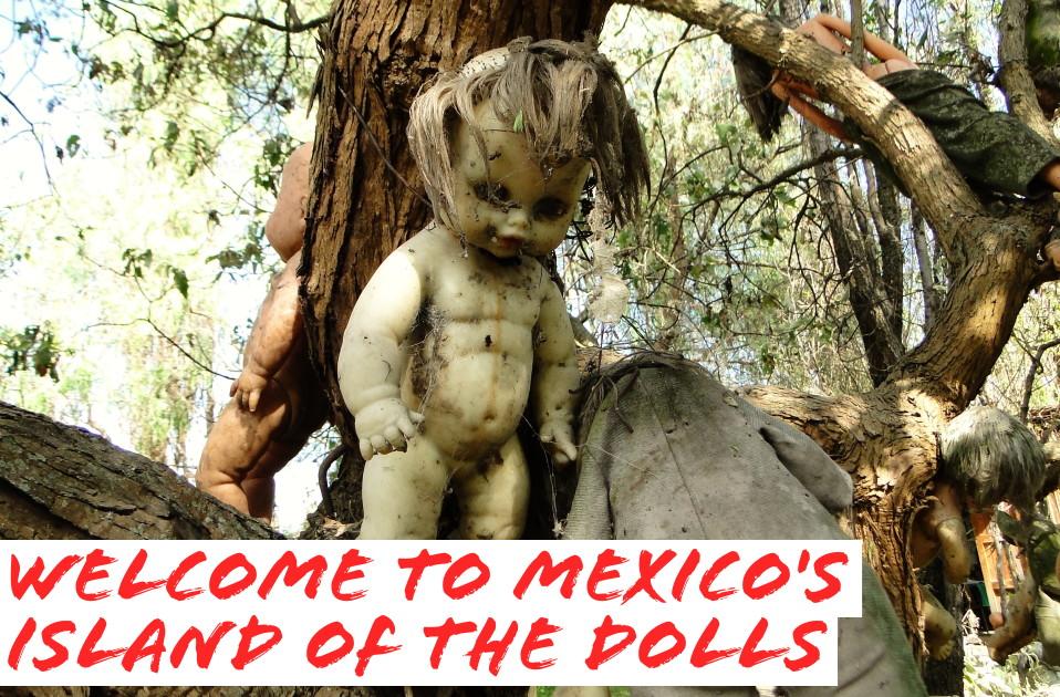 Mexico Doll Island 133085678283