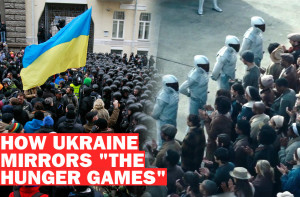 ukraine hunger games