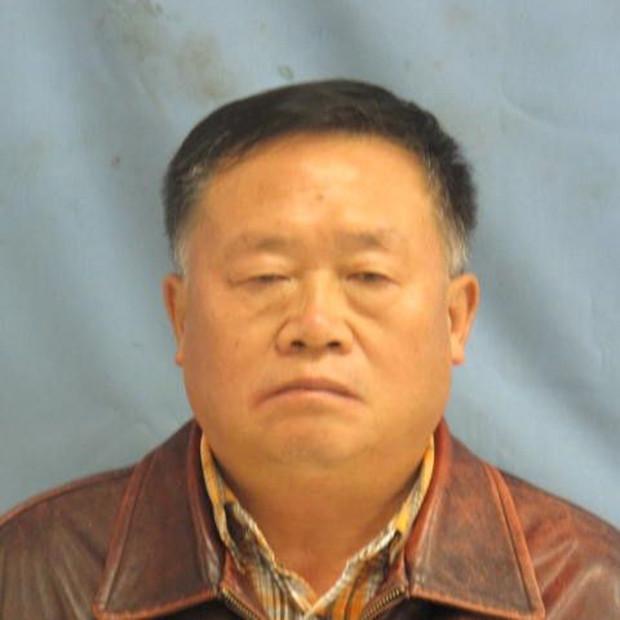 China Rice Theft yan wengui