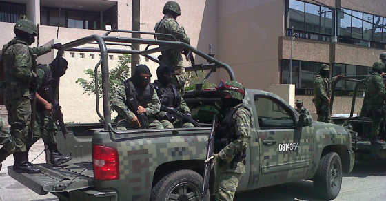 Dead or Alive? Mistaken Identities in Mexico's Drug Wars