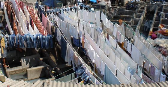 Dhobi Ghat: Mumbai's Laundry Slum
