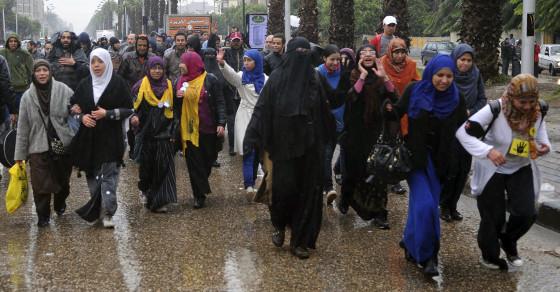 Egypt's Imprisoned Muslim Sisterhood